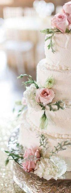 ♛ ♛ w e d d i n g c a k e s {the cake}