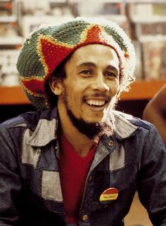 Bob Marley photographed by Christ Walter, 1979.