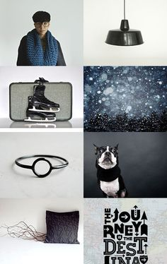 Winter, I'm ready. - Click and click again on the picture for more related items, prices and details #alfamarama #etsy #etsytreasury #handmade #craft #designtrends #gifts #presents #christmas #xmas #christmaspresents #christmasgits #coolpresents #coolgifts #black #blue #winter #cold #cool #minimalisticfashion #modern #cooltrends #industrial