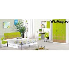 Dormitor WIZ 801 Bed, Furniture, Home Decor, Decoration Home, Stream Bed, Room Decor, Home Furnishings, Beds, Home Interior Design