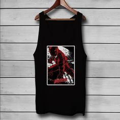 Daredevil Season 2 Custom Tank Top T-Shirt Men and Woman