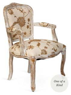 One of a Kind Jofa Chair by Tiger Lily on Gilt Home