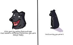 OMG TOO MUCH! Heartwarming Illustration Of A Dog's Life Will Make You Want To Hug Your Pup Forever