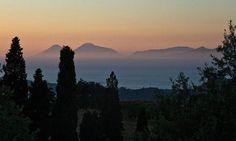 Panorama from Villa Rica (Patti-Messina)