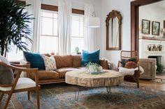 Top Home Interior Design Grey Interior Doors, Home Interior, Interior Design, Boho Living Room, Home And Living, Living Room Decor, Living Furniture, Small Living, Modern Living