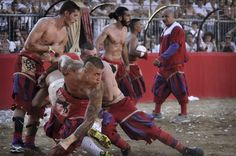 Calcio Storico Fiorentino in Florence: What it is, Ticket Info and More