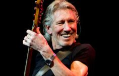 Pink Floyd star Roger Waters is embroiled in a bitter war-of-words with the Israeli government. Rock N Roll Music, Rock And Roll, Pink Floyd, Desert Trip 2016, Richard Wright, Montreal Ville, Roger Waters, Free Thinker, Musicals