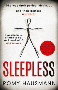 Sleepless. COMING IN 2021: THE MIND-BENDING NEW THRILLER FROM THE BESTSELLING AUTHOR OF DEAR CHILDIt's been years since Nadja was convicted of a cruel crime. After her release from prison, she's wanted nothing more than to live a normal life. But then a murder occurs and a remote house in the woods becomes the scene of a bizarre game - because Nadja's past makes her the perfect victim. And the perfect murderer . . .   A haunting novel about guilt and retribution, Sleepless is the stunning sequel