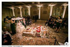 Aghd at Persian Weddings