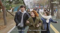 Cheese in the Trap (치즈 인 더 트랩) Ep. 1  [Download] http://wp.me/p72GKV-6c