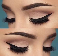 If you would like enhance your eyes and also improve your attractiveness, finding the very best eye make-up ideas can really help. You want to make certain you wear make-up that makes you start looking even more beautiful than you already are. Homecoming Makeup, Prom Makeup, Cute Makeup, Gorgeous Makeup, Wedding Makeup, Hair Makeup, Amazing Makeup, Perfect Makeup, Pretty Eye Makeup