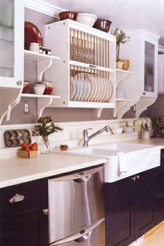 The Idea of Dishes Kitchen Shelving:Great Ringing Kitchen Shelving Ideas–free Download Photos Of Kitchen Shelving Ideas