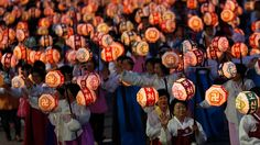 Things to do in May: Seoul Lotus Lantern Festival