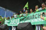 Marcha Verde pide someter penalmente al presidente Danilo Medina