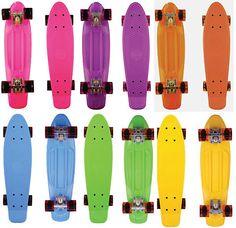 penny skateboards • via lost at e minor