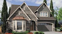 This 2 story Craftsman features 2230 sq feet. Call us at 866-214-2242 to talk to a House Plan Specialist about your future dream home!