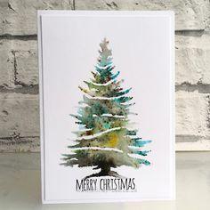 shirley-bee's stamping stuff: Oh, Christmas Tree!