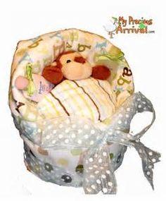 Bassinet Diaper Cake - Bing Images
