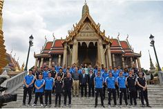 11 amazing pictures of Leicester City's Thailand parade
