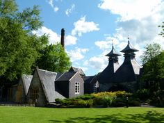 Strathisla Distillery near Keith, Moray