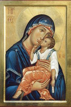 A Glykophilousa Icon of the Theotokos / Lo Scriptorium | Un nuovo sito targato WordPress