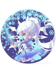 Weiss by whitepaperrabbits