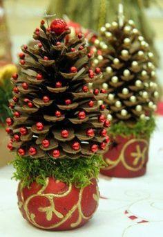 10 ideias de decoração natalina