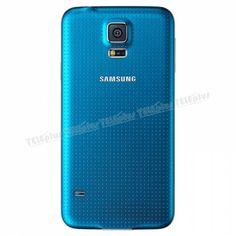 Samsung Galaxy S5 Orjinal Arka Kapak Mavi -  - Price : TL20.90. Buy now at http://www.teleplus.com.tr/index.php/samsung-galaxy-s5-orjinal-arka-kapak-mavi.html