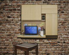 Podpad — Wall-Mounted Workstation