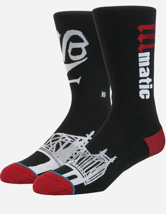 Stance - Illmatic Socks black