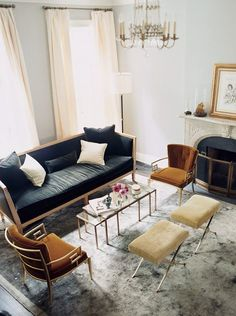 Nate Berkus Interiors | Greenwich Village Town House | Town & Country