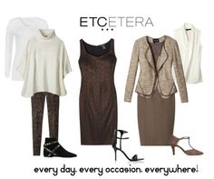 Fall 2015 Etcetera collection shown at Lowcountry Styles.  Oct. 13-21.  email helen@lowcountrystyles.com to make your preferred appointment.