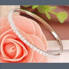 SALE❤️Stunning Bracelet Silver Color - Fashion Jewelry Jewelry Bracelets