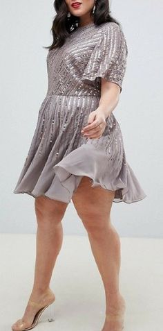 Party dress plus size holiday 28 ideas Plus Size Sequin Dresses, Plus Size Party Dresses, Dress Plus Size, Plus Size Pants, Party Dresses For Women, Plus Size Outfits, Plus Size Holiday Dresses, Plus Size Fashion For Women, Plus Size Womens Clothing