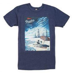 OBEY tee-shirt Paradise Turns mood indigo tri-blend 37,00 € #skate #skateboard #skateboarding #streetshop #skateshop @playskateshop