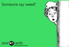Someone say weed? eh? Weed Humor, Puff And Pass, Mary J, Lol, Musa, Smoking Weed, E Cards, Make Me Smile, Frases