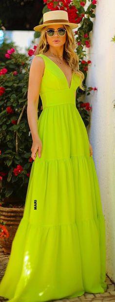 Boho Fashion, Girl Fashion, Womens Fashion, Simple Dresses, Pretty Dresses, Girls Fashion Clothes, Fashion Dresses, Jw Moda, Summer Gowns