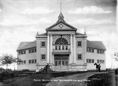 Main Building, Brandon's Big Fair ca 1 -