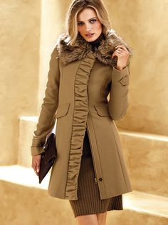Пальто все еще актуальны