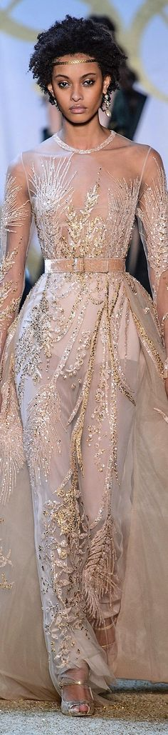 Elie Saab Haute Couture Fall-Winter 2017-2018
