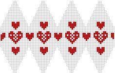 Christmas ball knitting pattern