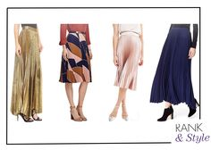 The Ten Best Pleated Skirts