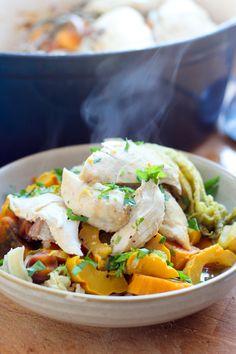 Chicken Pot-au-Feu   by Sonia! The Healthy Foodie
