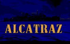 Jeux Atari ST -> Alcatraz