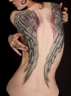 Angel With Broken Wings