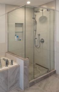 Custom Shower Doors Enclosures With Images Custom Shower