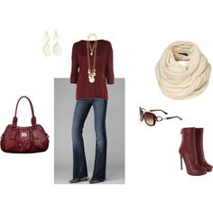 Casual Cute, created by #ckwarren on polyvore.com