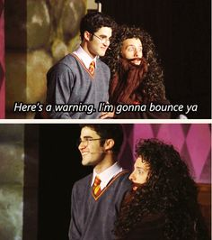 AVPSY i laughed so hard (and let's be honest, so did Darren)