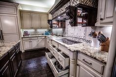 Kitchens & Dining Photo Gallery | Luxury Homes in Dallas TX