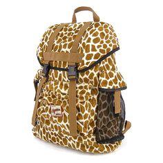Devilock Giraffe Print Backpack   Hypebeast Mobile